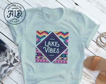 Lake Vibes Unisex T-Shirt