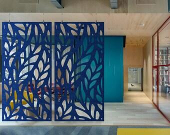 Organic Design - Wall Decoration - Botanical - Dutch Design - Recycled Material - Tropical - Nature - Bohemian - Living Room Decor