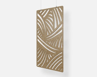 Organic Design 'Fresh Cut' - Wall Decoration - Botanical - Dutch Design - Recycled Material - Tropical - Nature - Bohemian - Living Room