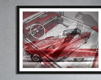 Elvis Presley - Cadillac Eldorado