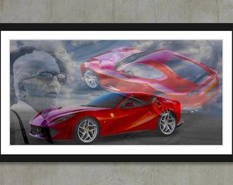 Ferrari F812 - Superfast