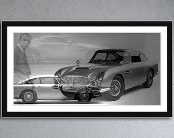 James Bond - Aston Martin