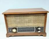 Vintage Zenith K731 Long Distance Radio Tested Works VGC MCM Household Décor