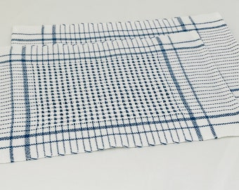 Set of 2 Handwoven Luncheon Placemats