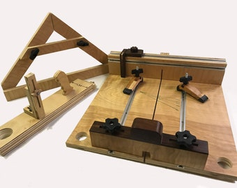 Plans: Fisher's Table Saw Jigs pt.1