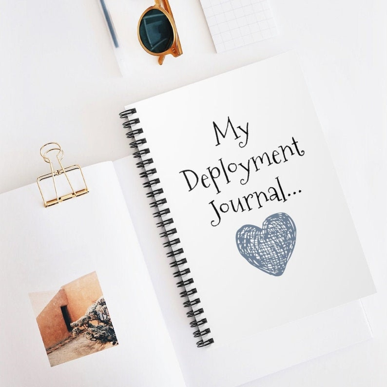 Deployment Journal Notebook image 0