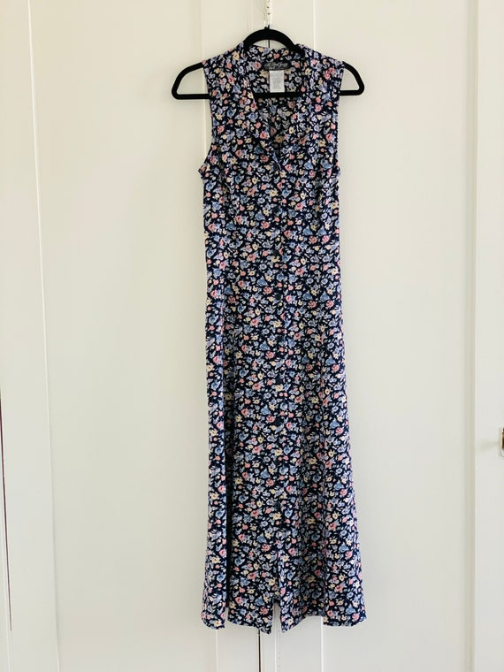 All that jazz 90s maxi dress!