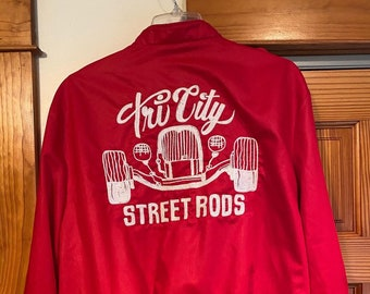 Tri City Street Rods Jacket