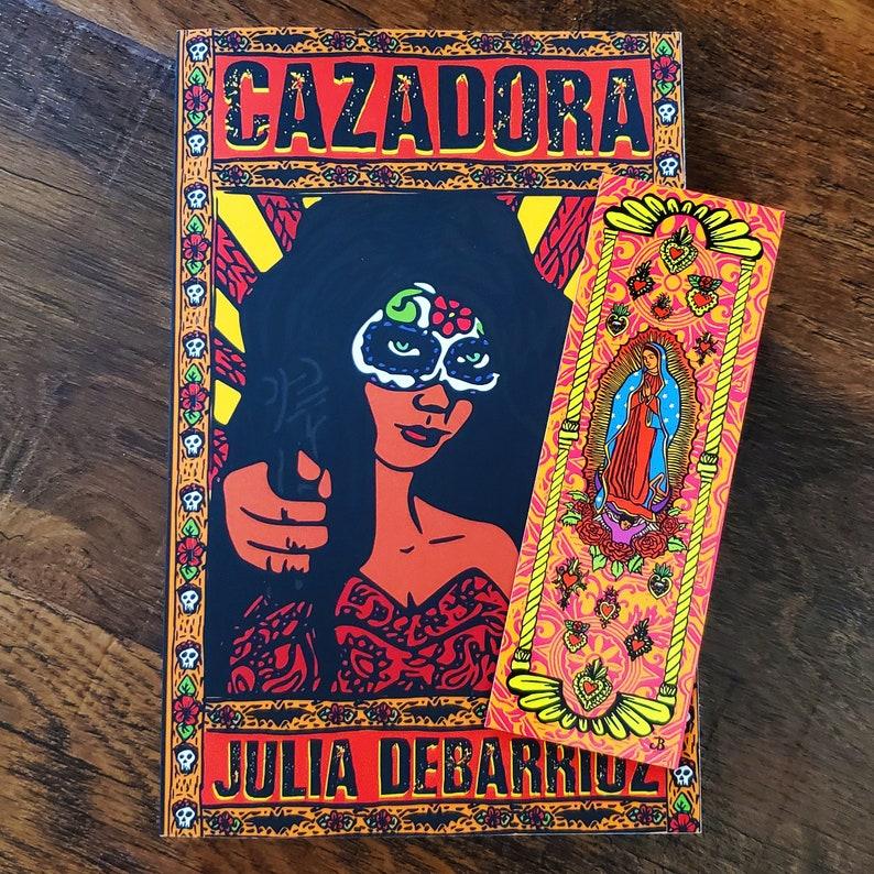 Cazadora by Julia DeBarrioz with Double Sided Glossy Santa Fe image 0