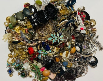 Large Lot Of Crafting Jewelry 1.765 KGS