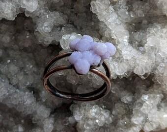 rhodochrosite and lepidolite wire wrapped pendant tanzanite pink tourmaline rhodochrosite wire wrap Grape agate grape agate wire wrap