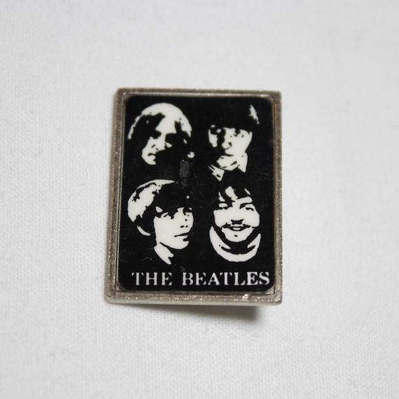 Vintage The Beatles Pin