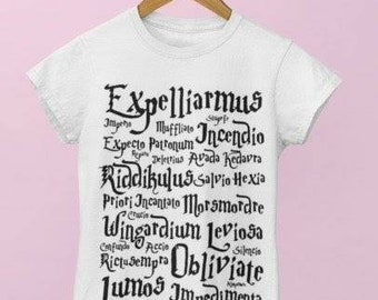 H Potter Graphic Tee