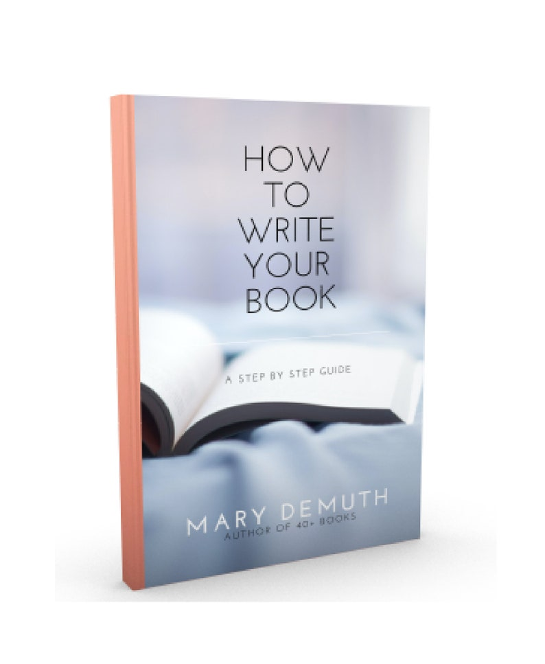 How to Write Your Book // Nonfiction Guide // Publishing Help image 0