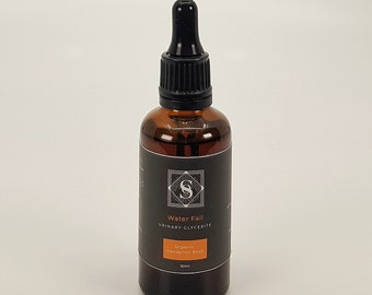 Water Fall - Organic Herbal Glycerite Tincture | Herbal Supplement with Dandelion Root