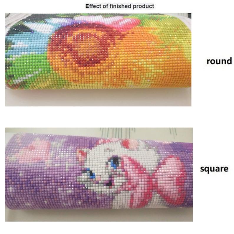 Home Decoration 5D DIY  Dolphin Diamond Painting kit Complete Set Diamond Embroidery Cross Stitch Kit