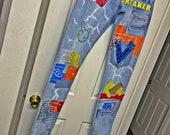 Stacked Jeans Heartbreaker
