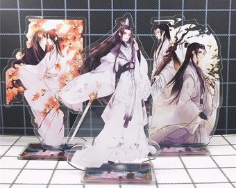 Husky and His White Cat Shizun Acrylic Stand