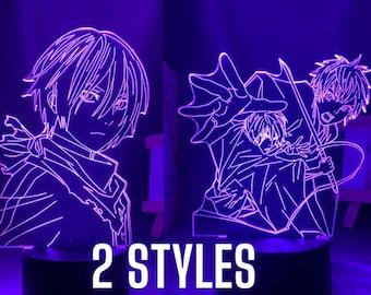 Noragami Yato 3D Led Lamp | Anime Lamp