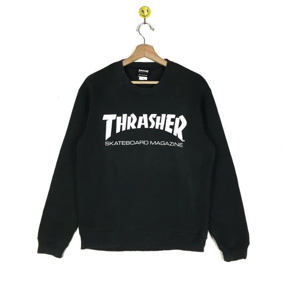 Rare!! Thrasher sweatshirt Thrasher pullover Thras