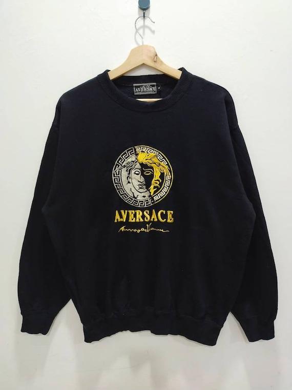 Vintage 90's ALLEGRA VERSACE Sweatshirt
