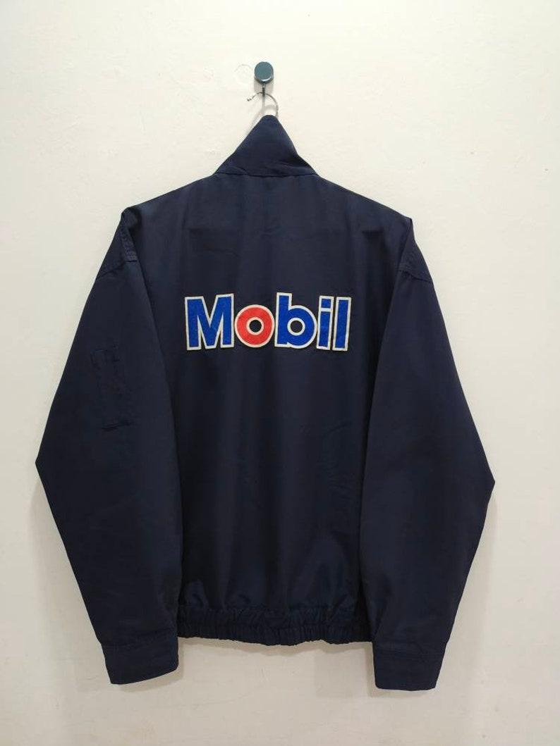 Vintage Mobil Racing Perfomance Light Jacket