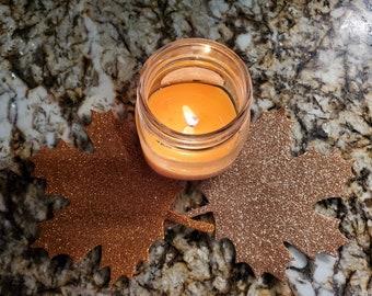 8oz Mason Jar Candle
