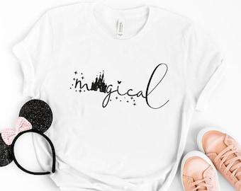 Magical Shirt, Disney Vacation Shirt, Funny Disney Shirt, Disney Women's Shirt, Disney Trip Shirt, Magical shirt,