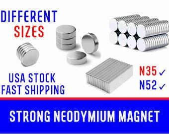 Neodymium Rare Earth Magnet 4 x 1.5 disc Grade N48 HUGE