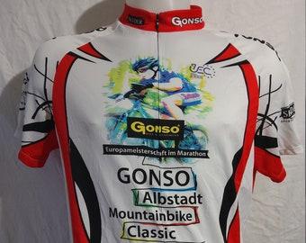 vintage Gonso cycling jerseys shirt size 2XL90s Cycling Bike Sportswear sweatshirt Track Road Bike shirtvintage clothing men