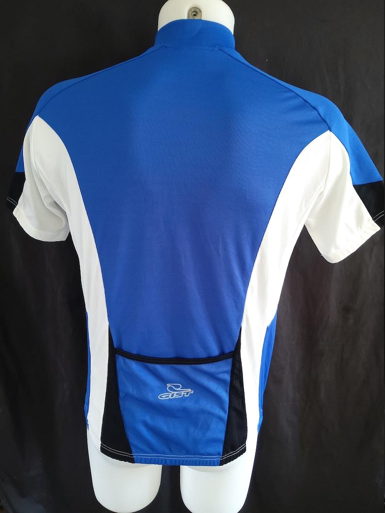 Italian by GIST Cycling Top Shirt Bike Jersey Size XL Retro Cycle Cycling Gift T-Shirt Cycle Jersey Print Bike Top Men Cycling Jersey