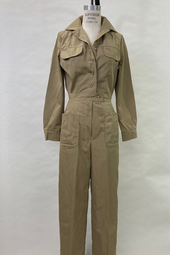 1950's Woman's Coverall