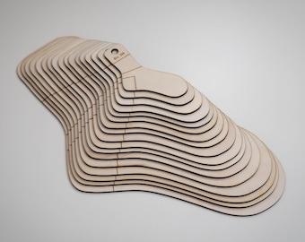 Sock boards set 17 pieces sock tensioner sock stencil
