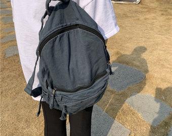 large capacity travel canvas backpack ,large capacity handbag,travel bag,canvas bag,everyday bag
