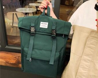 Campus Backpack,Backpack,Women Backpack ,Casual Backpack,Vintage Backpack