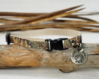 Mini Cork Collar with side release buckle-Made to measure
