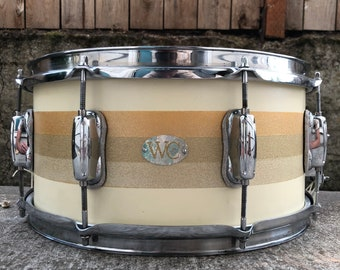 West Craft Drums 14x7 Maple Snare