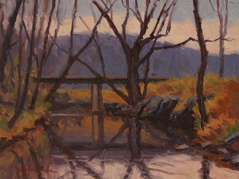 2012 Big Otter River 9x12