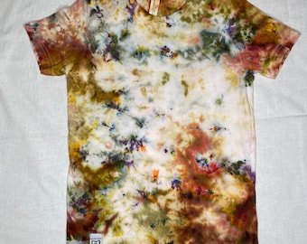 Youth M [10 - 12] - Ice Dyed T Shirt, One of a Kind