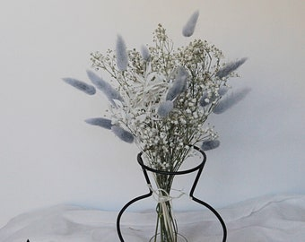 Iron Vase Etsy