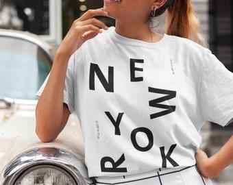 New York Shirt - New York City Shirt - Gift - City Aesthetic - American Cities