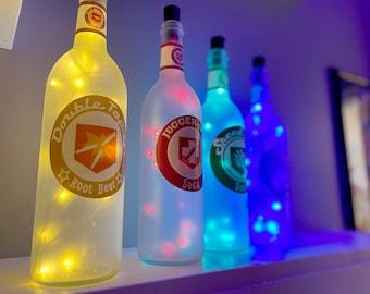 Call Of Duty Light Up Perk Bottles (Set of 4)