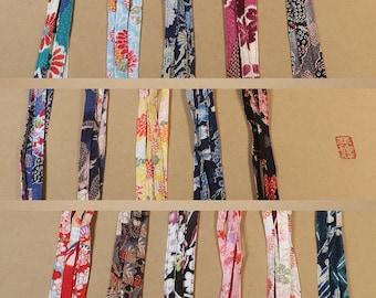 Japanese shoelaces