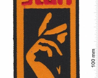 Stax Records Soulsville Usa Patch Badge Embroidered Iron on Applique Souvenir Accessory