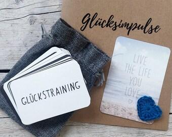 Card Set Lucky Training + Mini Brochure