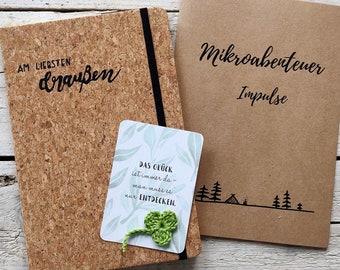 Notebook + Mini Brochure