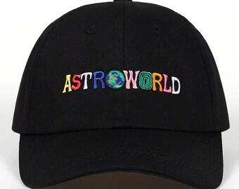 Travis Scott Astroworld Dad Hat