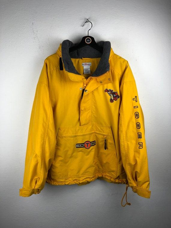 Vintage 90s vintage Tigger jacket, Winnie the Pooh