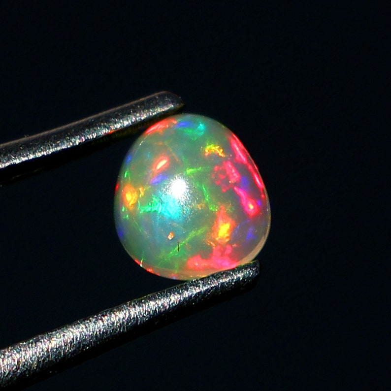 Opal Natural Opal Fancy Cabochon Loose Gemstone for jewelry Making