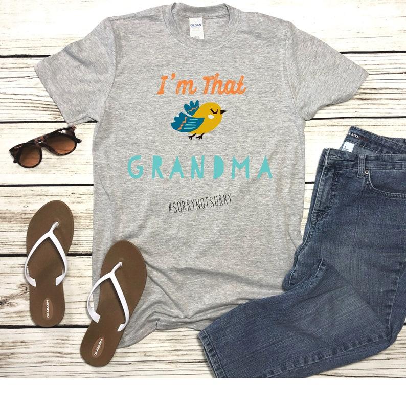 Funny Sarcastic Shirt Sarcasm Shirt mothers day gift Grandma gift Funny Shirt Grandma Shirt Mimi gift Sorry Not Sorry Shirt